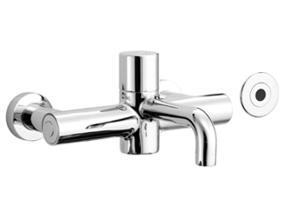 HTM64 Sequential Thermostatic Mixer Tap with Time Flow Sensor