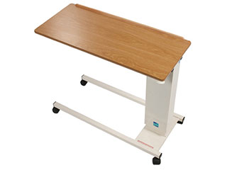 Easi-Riser Overbed Table with Standard Base