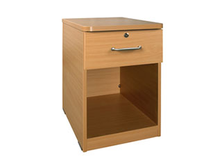 Bedside Cabinet with Lock