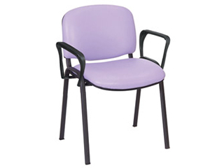 Galaxy Visitor Chair with Arms