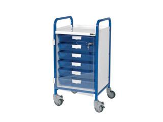Vista 50 Clinical Trolleys