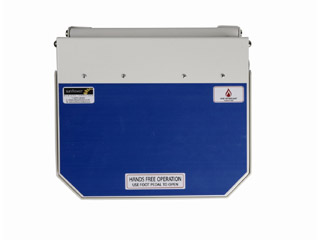 70 Litre Clinical Bin with Blue Lid - User defined