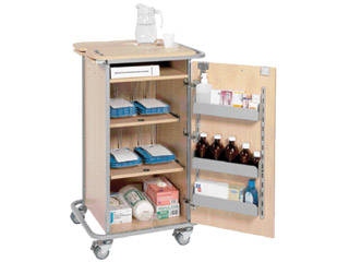 4 Rack MDS Administration Trolley