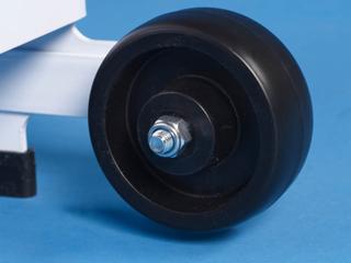 Wheels & Fittings For 70 Litre and 90 Litre Free Standing Sackholder