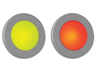 Optional warning light and nurse call output