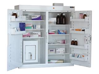 Medicine Cabinet 204 Litre with Inner Drug Cabinet