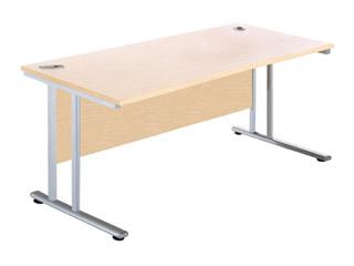 Rectangular Consultation Desk