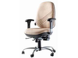 Deluxe Operator Chair - Anti-bacterial (Inter/vene) Upholstery
