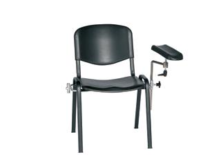 Phlebotomy Chair - Black