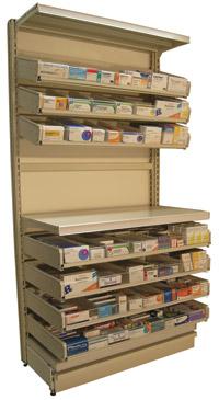 Pharma-Drawer Worktop 500