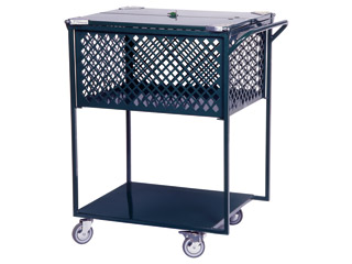 Pharmacy Porters Drug Trolley